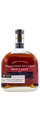 Woodford Reserve Bourbon Whiskey Double Oak 750ml