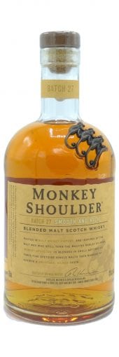 Monkey Shoulder Blended Scotch Whisky 750ml