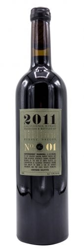 2011 Lillian Syrah Gold Series No. 1 750ml