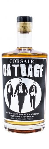 Corsair Oat Whiskey Oatrage 750ml