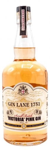 Gin Lane 1751 Victoria Pink Gin 750ml