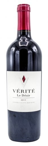 2013 Verite Red Le Desir 750ml