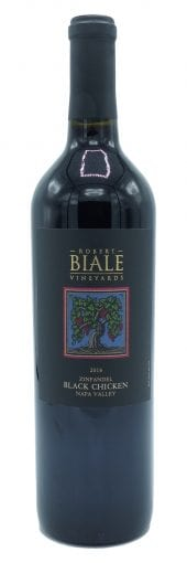 2016 Biale Zinfandel Black Chicken 750ml