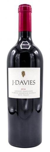 2014 J. Davies Cabernet Sauvignon Diamond Mountain 750ml