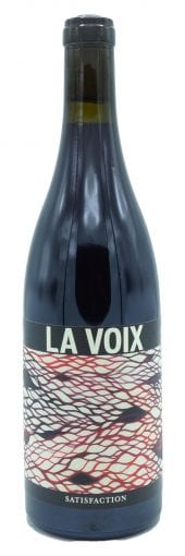 2013 La Voix Pinot Noir Satisfaction, Kessler-Haak Vineyard 750ml