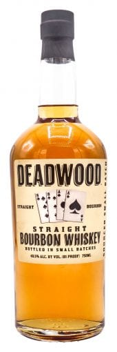 Deadwood Straight Bourbon Whiskey 750ml