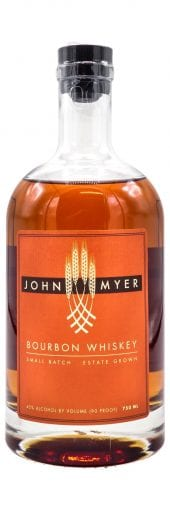 Myer Farm Bourbon Whiskey John Myer 750ml