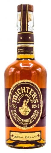Michter's Sour Mash Whiskey Toasted Barrel Finish 750ml