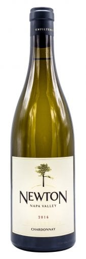 2016 Newton Chardonnay Unfiltered 750ml