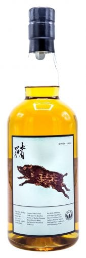 Chichibu Whisky Ichiro's Malt, Single Cask #2345 750ml