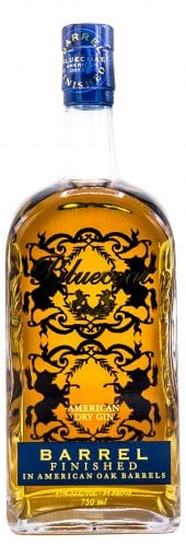 Bluecoat Barrel Finished Gin 750ml
