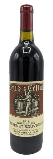 2015 Heitz Cellar Cabernet Sauvignon Napa Valley 750ml