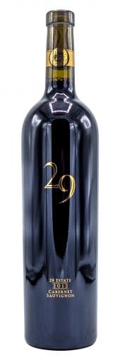 2012 Vineyard 29 Cabernet Sauvignon 750ml