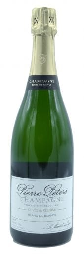 NV Pierre Peters Champagne Blanc de Blancs, Cuvée de Reserve 750ml