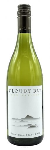 2019 Cloudy Bay Sauvignon Blanc 750ml