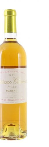 2001 Chateau Climens 750ml