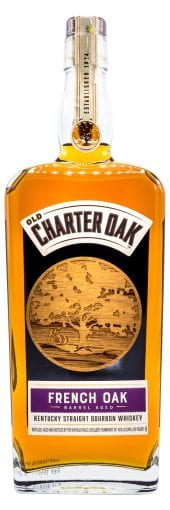Old Charter Bourbon Whiskey French Oak 750ml