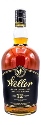 W.L. Weller Bourbon Whiskey 12 Year Old 750ml