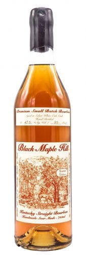 Black Maple Hill Bourbon Whiskey Small Batch 750ml