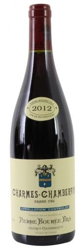 2012 P. Bouree Charmes Chambertin 750ml