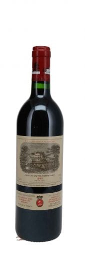 1989 Lafite Rothschild 750ml