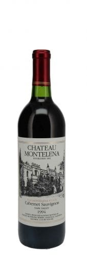 1994 Chateau Montelena The Montelena Estate 750ml
