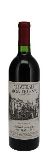 1985 Chateau Montelena The Montelena Estate 750ml
