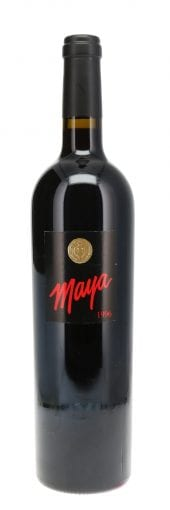 1996 Dalla Valle Red Maya 750ml