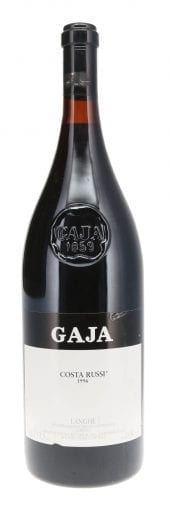 1996 Gaja Barbaresco Costa Russi 1.5L