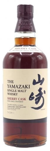 2009 Yamazaki Single Malt Whisky Sherry Cask, First Edition 700ml