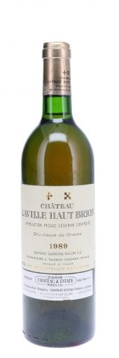 1989 Chateau Laville Haut Brion 750ml