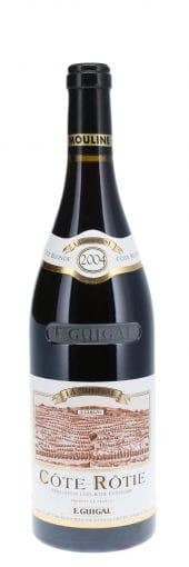 2004 E. Guigal Cote Rotie La Mouline 750ml